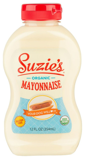 Suzie's: Organic Mayonnaise (354ml)