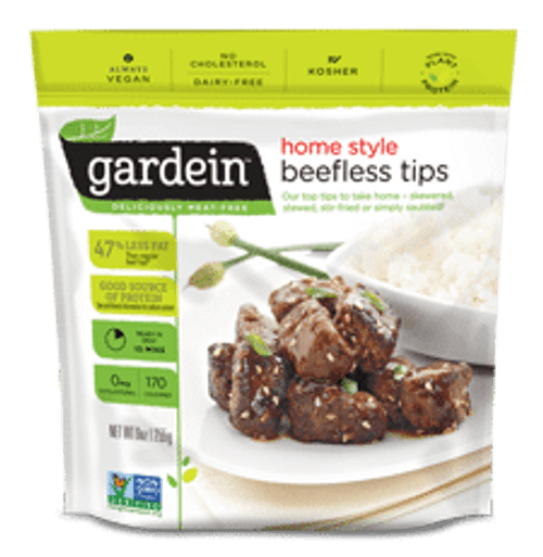 Gardein: Beefless Tips (255g)