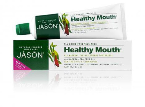 Jason: Healthy Mouth Toothpaste (119g)