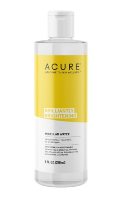 Acure: Brilliantly Brightening Micellar Water (236ml)