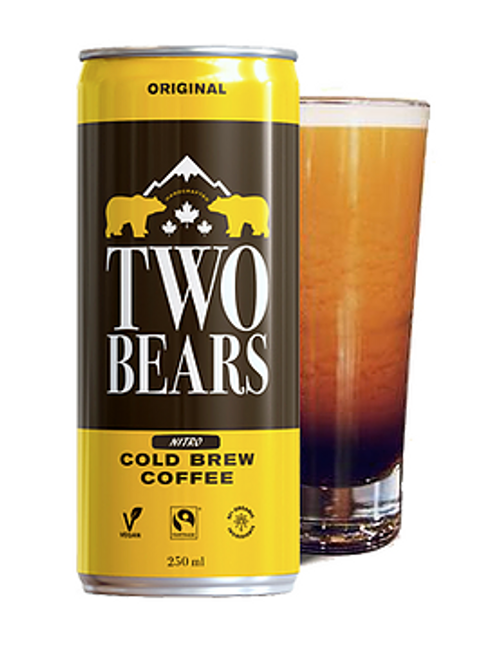 Two Bears: Cold Brew Coffee Original