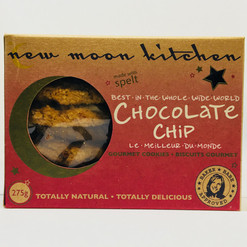 New Moon Kitchen: Chocolate Chip Cookie (275g)