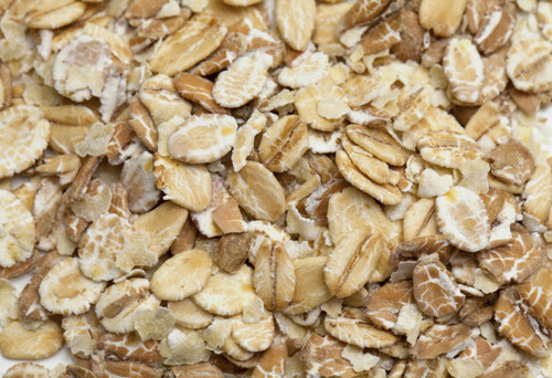 Certified Organic Rolled Oats