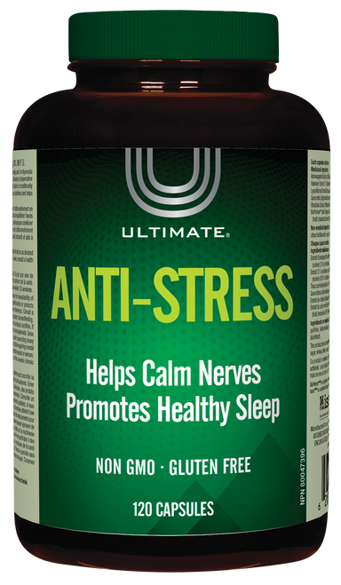 Ultimate: Anti-Stress (120 capsules)