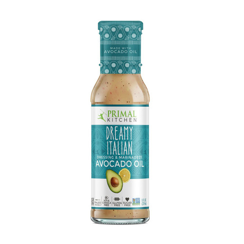 Primal Kitchen: Dressing & Marinade - Creamy Italian (237ml)