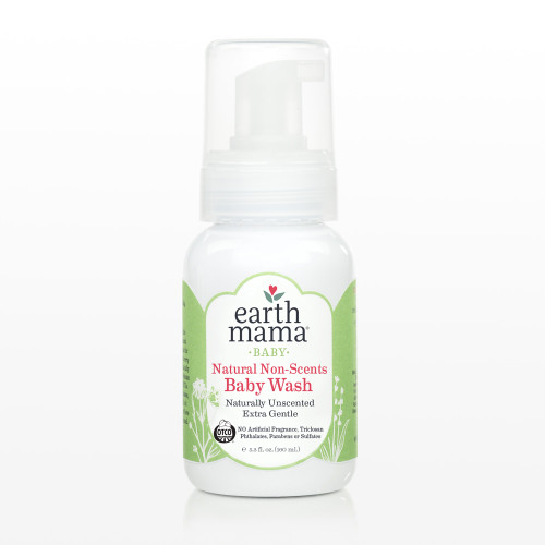 Earth Mama: Natural Non-Scents Baby Wash