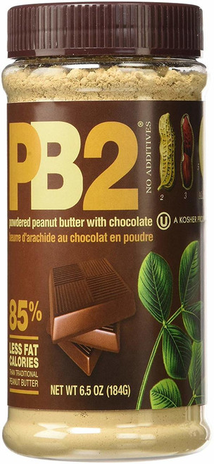 PB2: Powdered Peanut Butter with Chocolate (184g)