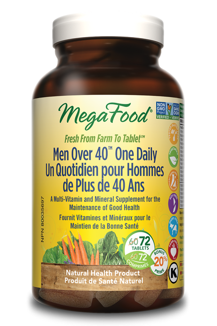 Megafood: Men Over 40 One Daily