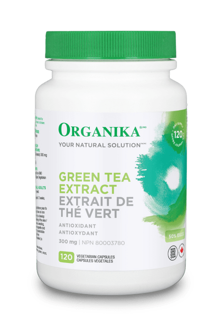 Organika: Green Tea Extract