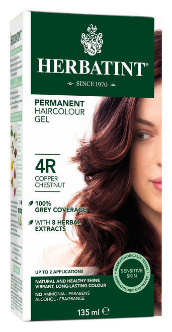 Herbatint 4R Hair Colour