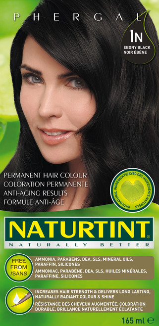 Naturtint: 1N Hair Colour