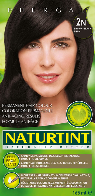 Naturtint: 2N Hair Colour