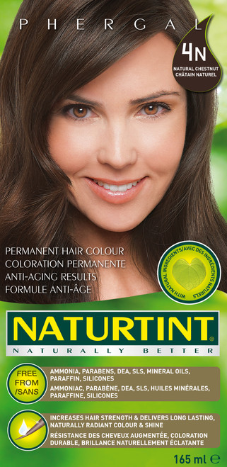 Naturtint: 4N Hair Colour