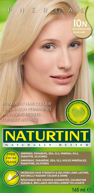 Naturtint: 10N Hair Colour