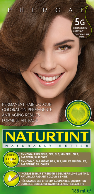 Naturtint: 5G Hair Colour
