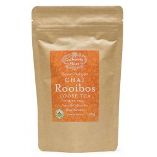 Gathering Place: Chai Rooibos Loose Leaf Tea (100g)