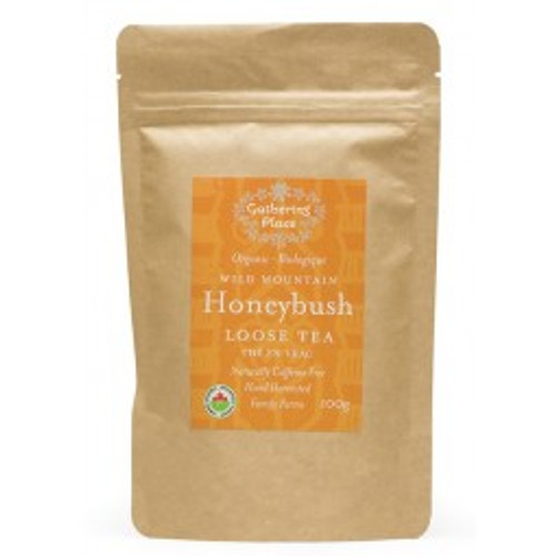 Gathering Place: Honeybush Loose Leaf Tea (100g)