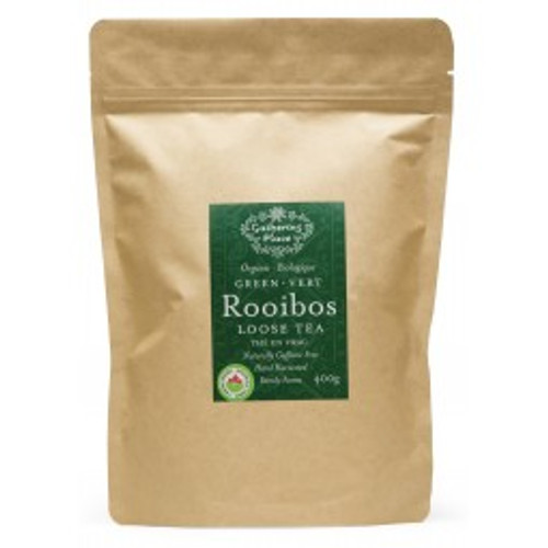 Gathering Place: Green Rooibos Loose Leaf Tea (400g)