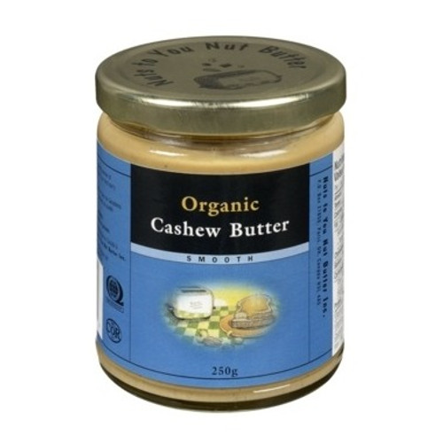 Nuts To You: Cashew Butter (250g)