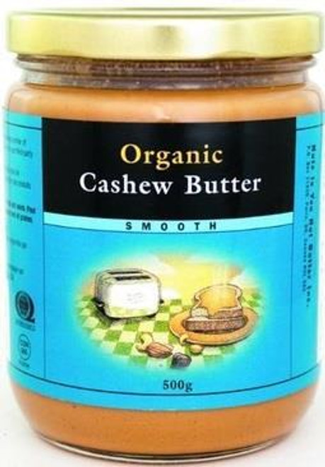 Nuts To You: Cashew Butter (500g)