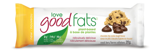 Love Good Fats: Snack Bar - Chocolate Chip Cookie Dough