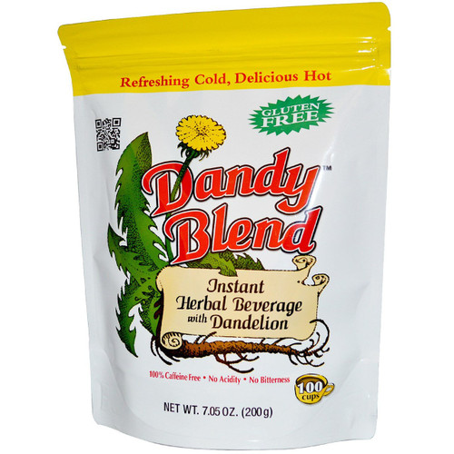 Dandy Blend: Instant Herbal Beverage with Dandelion (200g)