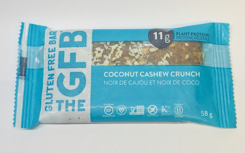 The GFB: Coconut Cashew Crunch Bar