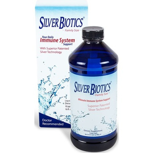 Silver Biotics: Silver Supplement (473ml)