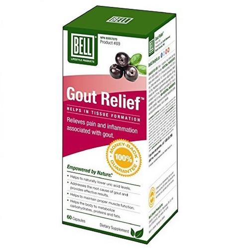 BELL: Gout Relief (60vcap)