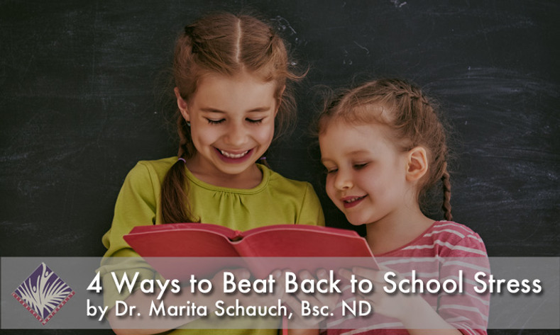 Four Ways to Beat Back to School Stress