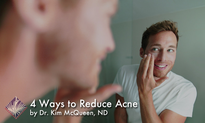 4 Ways to Reduce Acne