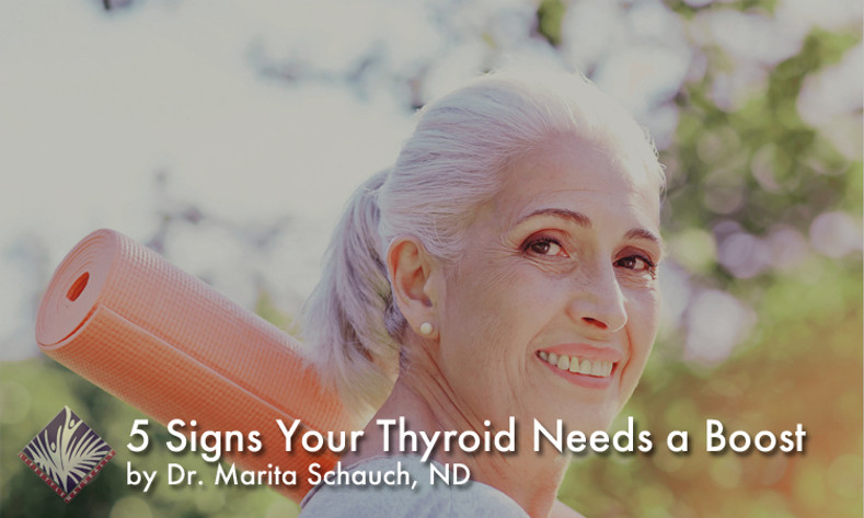 ​5 Signs Your Thyroid Needs a Boost