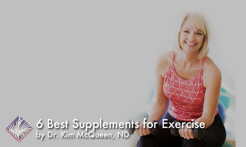 6 Best Supplements for Exercise