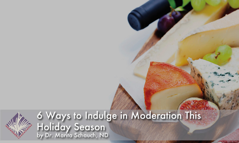 6 Ways to Indulge in Moderation This Holiday Season