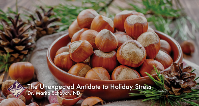 The Unexpected Antidote to Holiday Stress