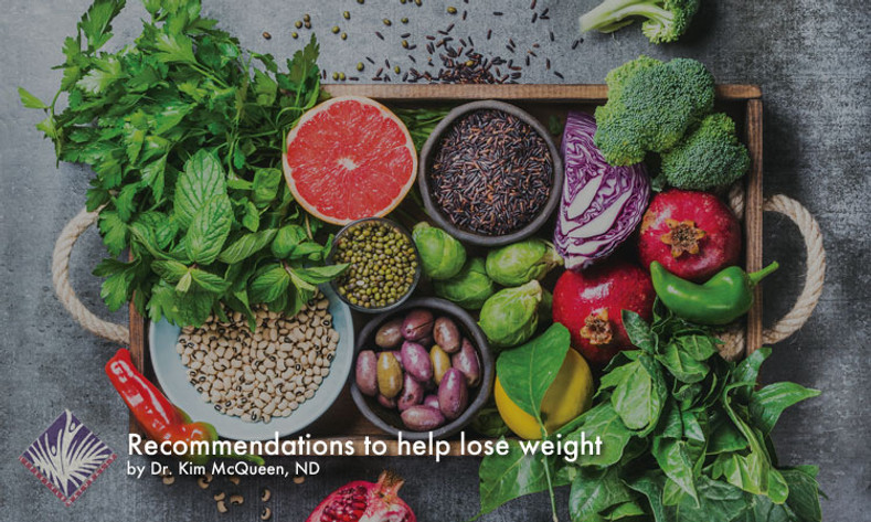 Dr. Kim's Tips For Weight Loss