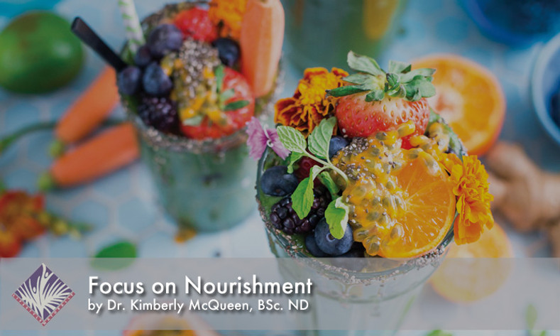 Focus on Nourishment in the New Year