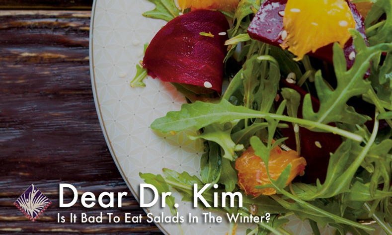 Is It Bad To Eat Salads In The Winter?