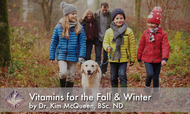 Vitamins for the Fall and Winter