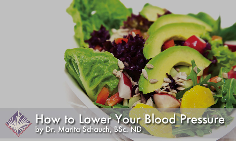 How to Lower Your Blood Pressure - Naturally