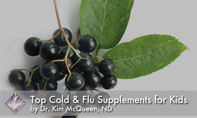Top Cold and Flu Supplements for Kids