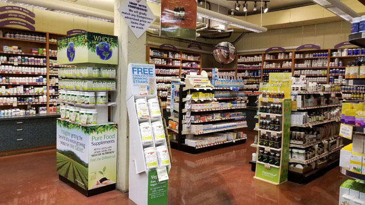 About Our Victoria Health Food Store