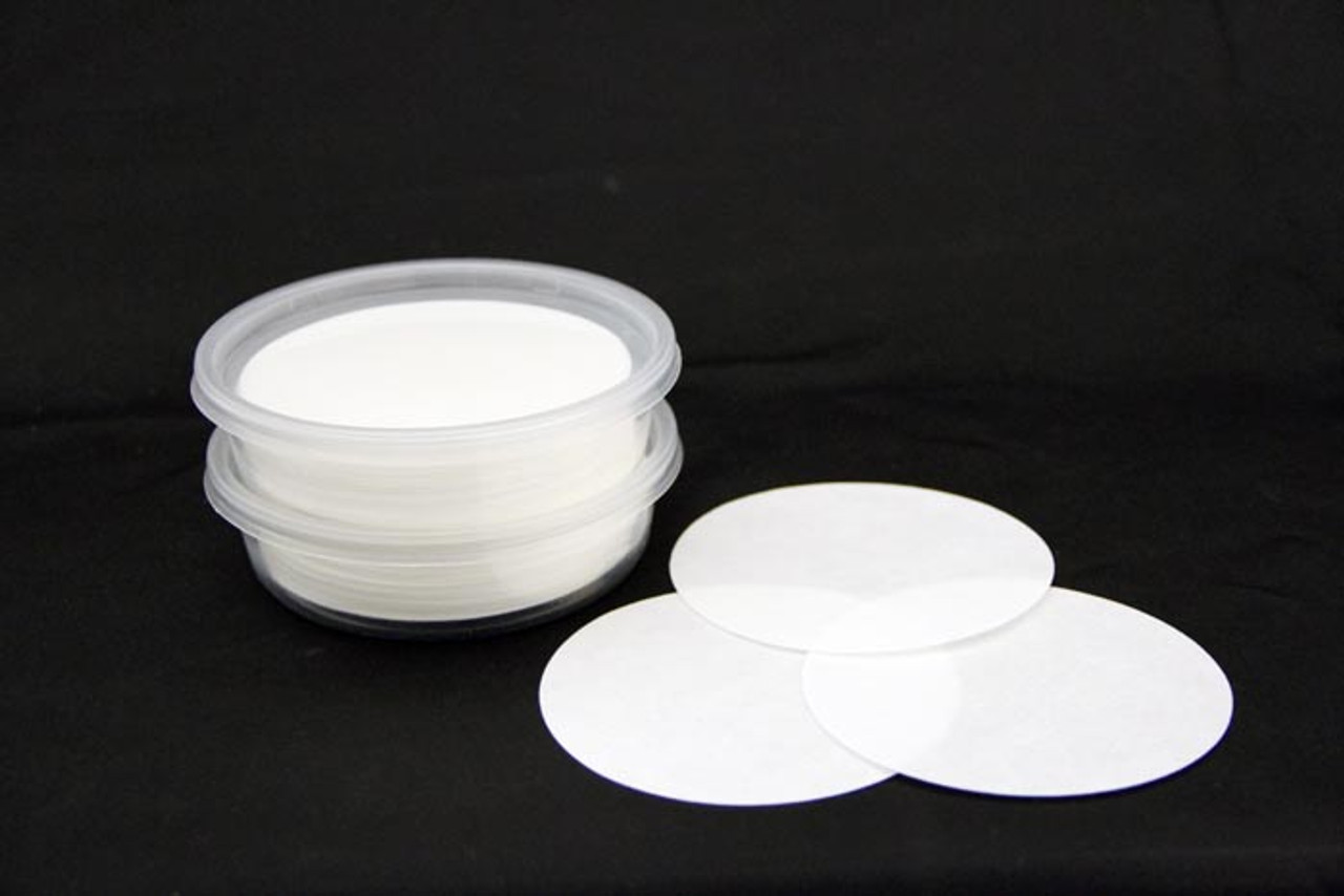 Cup Liners 4.5 Deli WHITE 100 Count