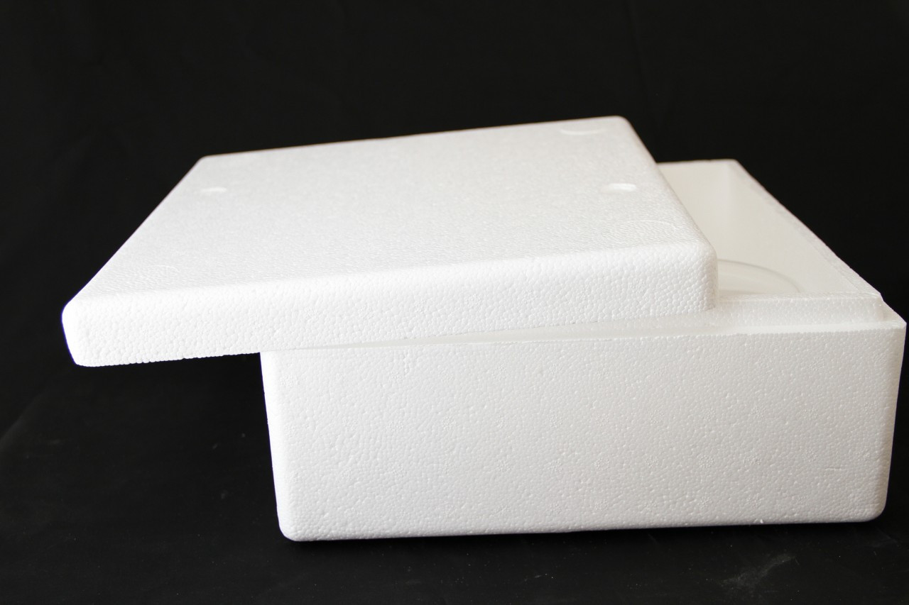 USPS Medium Priority Mail Styrofoam Box 4 Pack