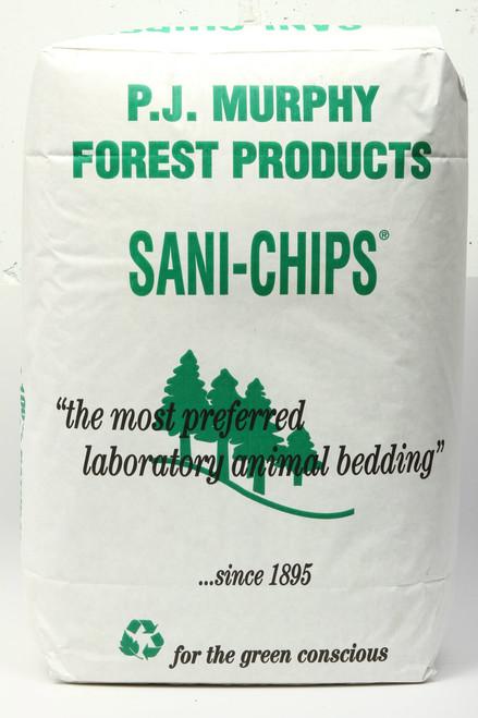 Sani Chips 2.2 Cu. Ft bag