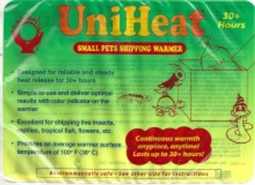 100 Pack QUICK SHIP 30 Hour Shipping Warmers