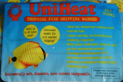 100 Pack QUICK SHIP 20 Hour Shipping Warmers