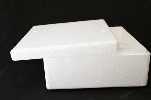 USPS Large Priority Mail Styrofoam Box 4 Pack