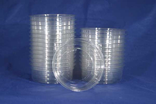 Clear 8 oz 500 Count