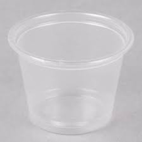 1 oz Portion Cup 500 CT